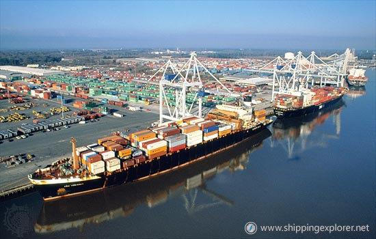 port of savannah georgia information system
